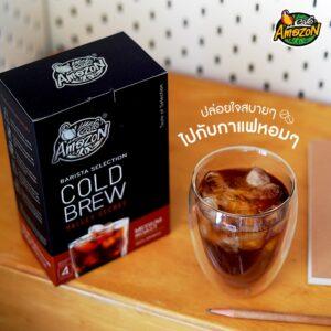 กาแฟสกัดเย็น Valley Secret ของ Café Amazon ช่วยให้สดชื่น ผ่อนคลาย เทดื่มได้ทั้งวัน